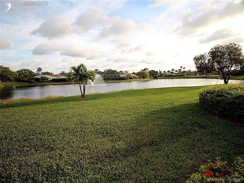Photo of 4061 SW Parkgate Boulevard #1-7 (G), Palm City, FL 34990 (MLS # M20023032)
