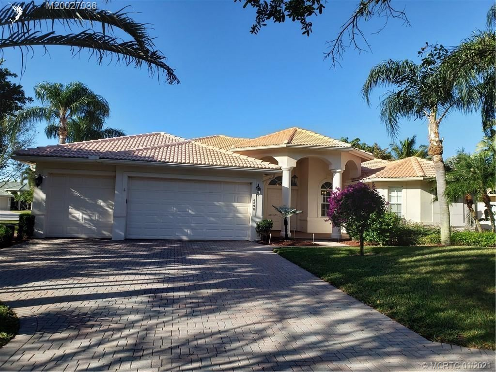 Photo of 4498 SW Long Bay Drive, Palm City, FL 34990 (MLS # M20027036)