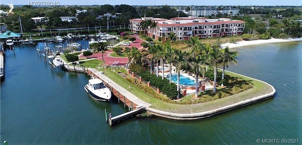 1540 NE Outrigger Landings Drive, Jensen Beach, FL 34957 - #: M20028040