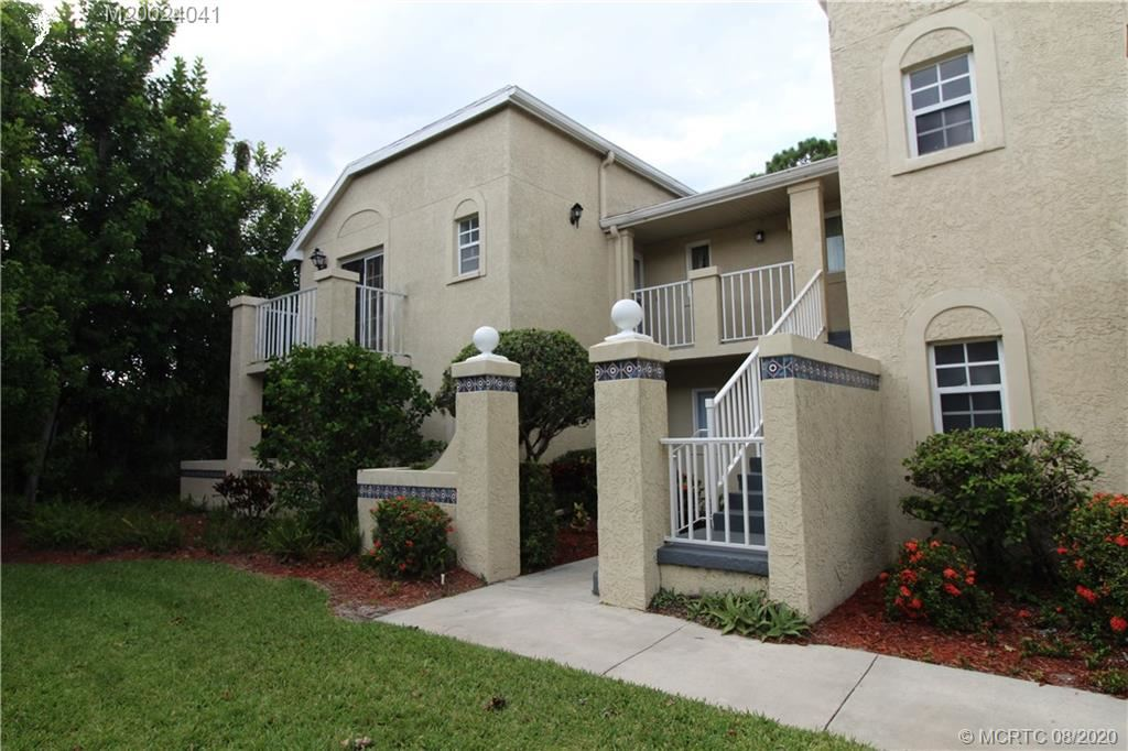 1602 SE Green Acres Circle #U203, Port Saint Lucie, FL 34952 - #: M20024041