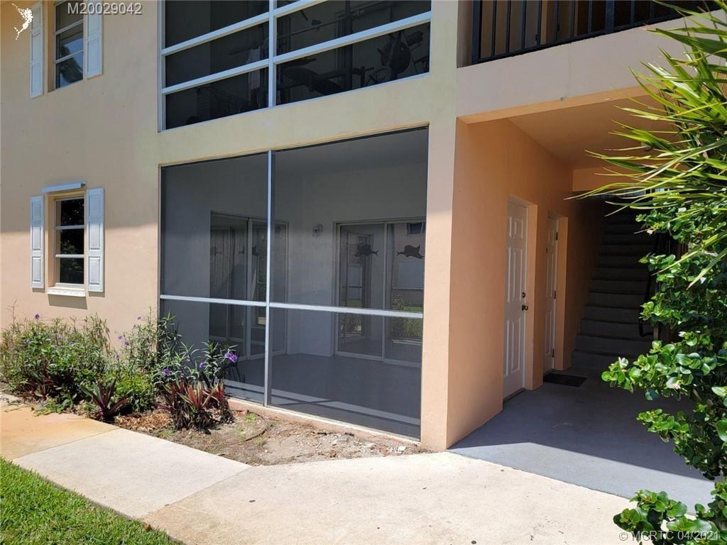 333 SE Martin Avenue #1-J, Stuart, FL 34996 - #: M20029042