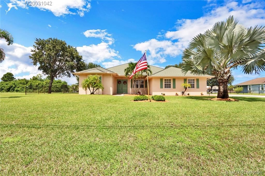 109 SW Saratoga Avenue, Port Saint Lucie, FL 34953 - #: M20031042