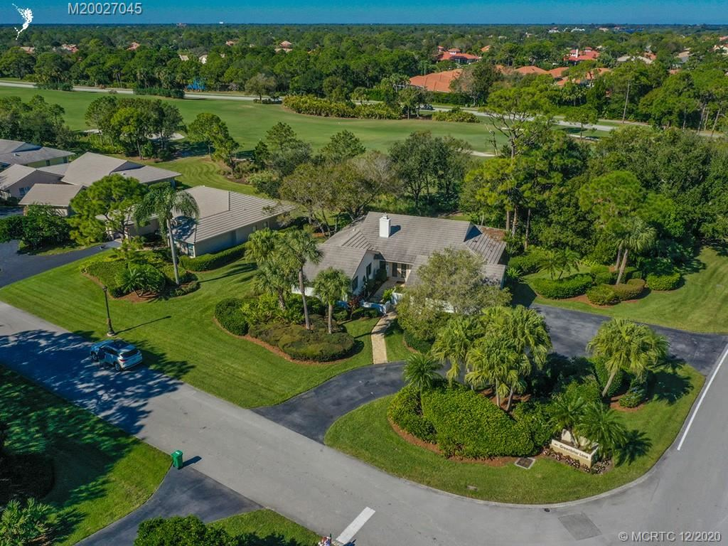 2100 NW Greenbriar Lane, Palm City, FL 34990 - MLS#: M20027045