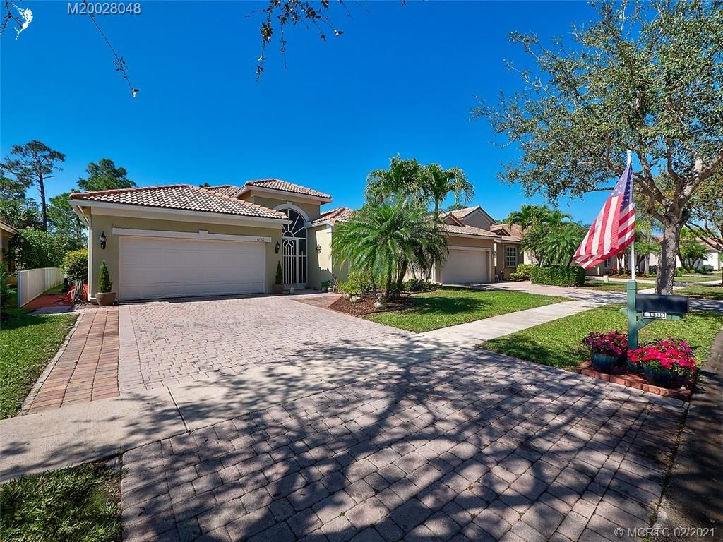 6839 SE Twin Oaks Circle, Stuart, FL 34997 - #: M20028048