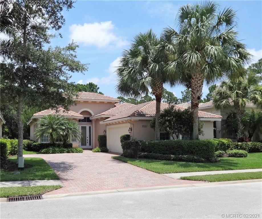 7221 Maidstone Drive, Port Saint Lucie, FL 34986 - MLS#: M20028051