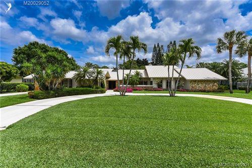 Photo of 4501 SW Parkgate Boulevard, Palm City, FL 34990 (MLS # M20029052)
