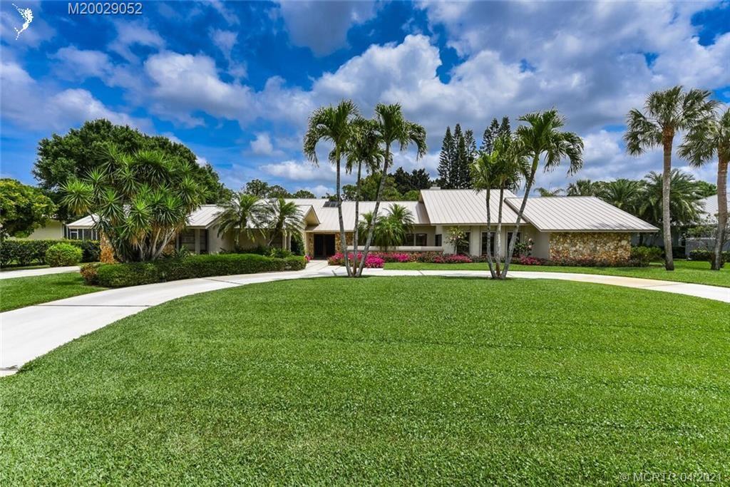 4501 SW Parkgate Boulevard, Palm City, FL 34990 - MLS#: M20029052