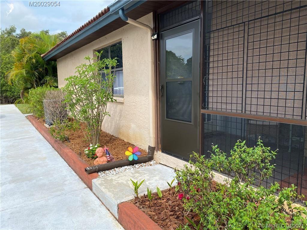 2466 SE Garden Terrace #607, Port Saint Lucie, FL 34952 - MLS#: M20029054