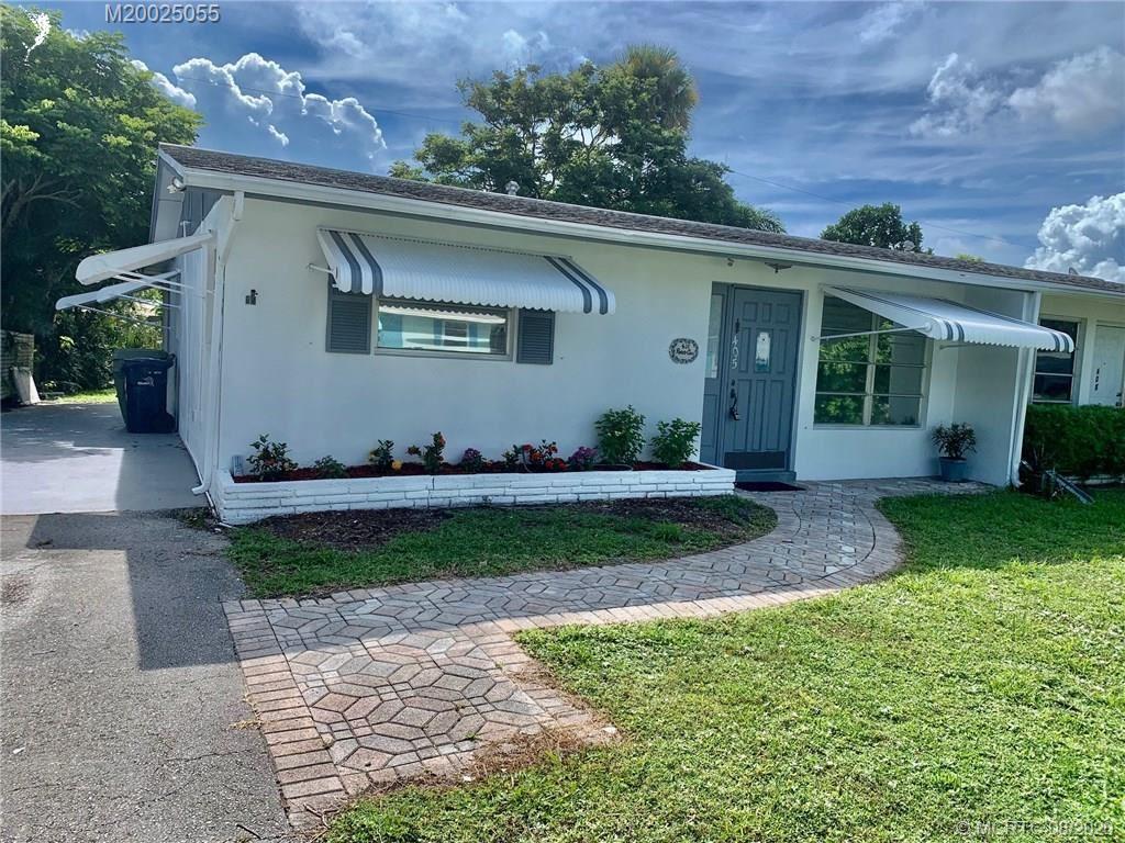 405 SE Robalo Court, Stuart, FL 34996 - #: M20025055