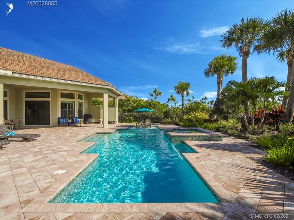 5282 SW Blue Daze Way, Palm City, FL 34990 - #: M20028055