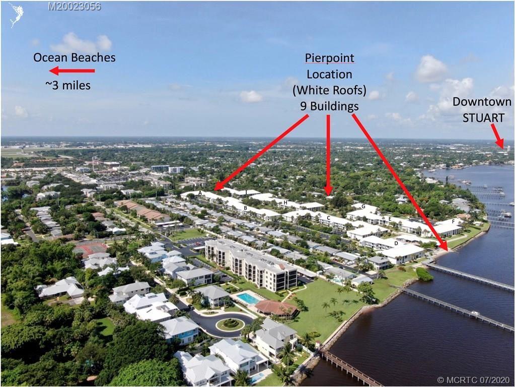 175 SE Saint Lucie Boulevard #I216, Stuart, FL 34996 - #: M20023056