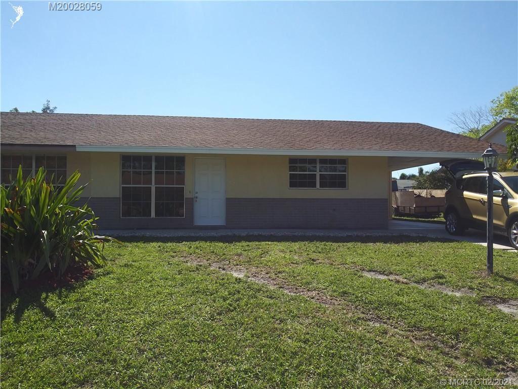 42 SE Cayuga Terrace, Stuart, FL 34997 - #: M20028059