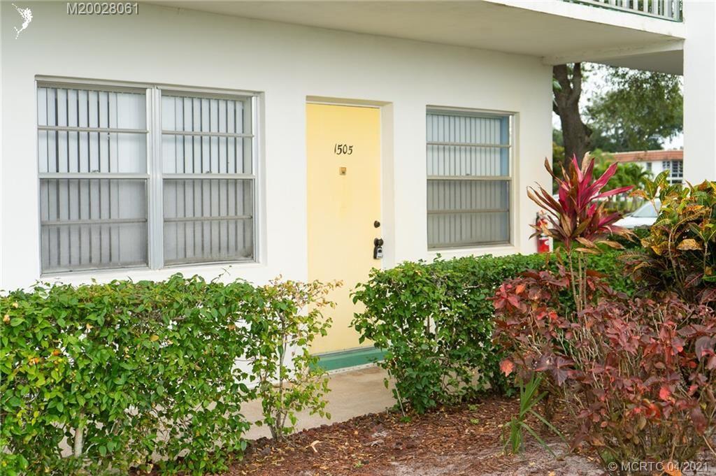 1225 NW 21st Street #1505, Stuart, FL 34994 - MLS#: M20028061