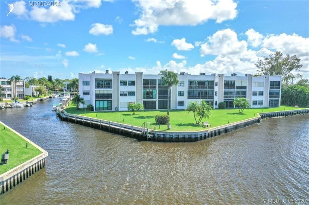 1950 SW Palm City Road #1105, Stuart, FL 34994 - #: M20024064