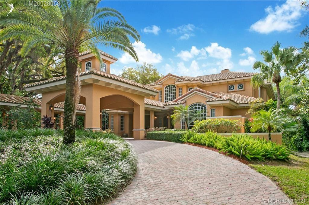 3 NE Lagoon Island Court, Stuart, FL 34996 - #: M20028068