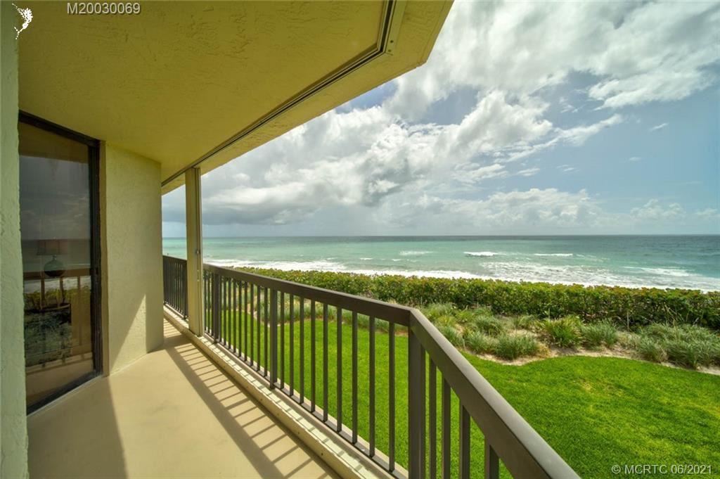 Photo of 9550 S Ocean Drive #306, Jensen Beach, FL 34957 (MLS # M20030069)