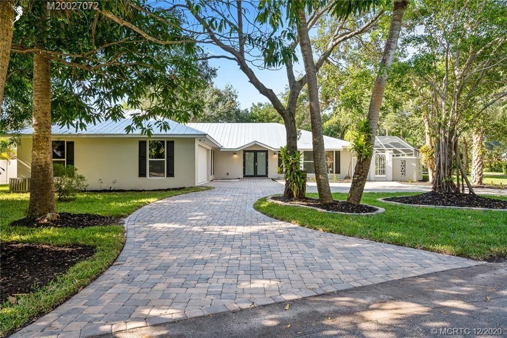 3 N Via Lucindia Drive, Stuart, FL 34996 - MLS#: M20027072