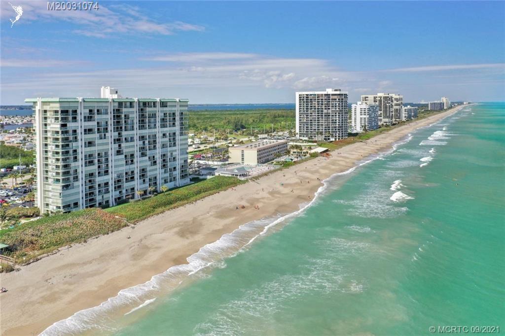 9900 S Ocean Drive #806, Jensen Beach, FL 34957 - #: M20031074