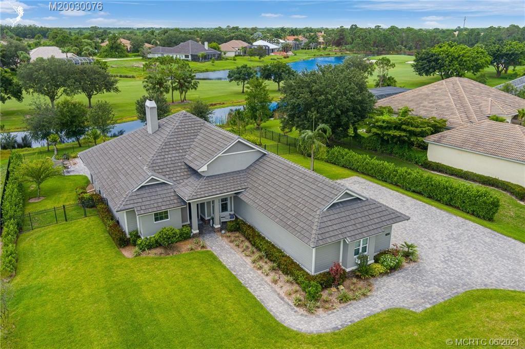 Photo of 1088 SW Squire Johns Lane, Palm City, FL 34990 (MLS # M20030076)