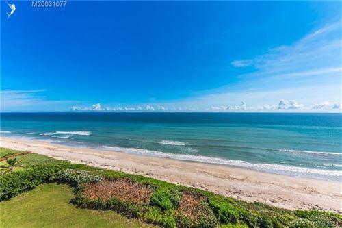 Photo of 8800 S Ocean Drive #1102, Jensen Beach, FL 34957 (MLS # M20031077)