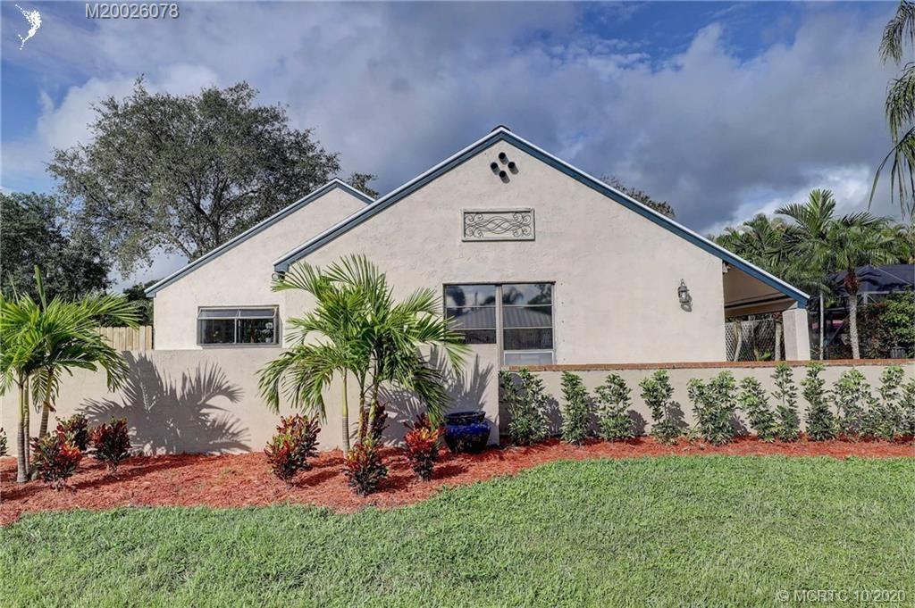 1510 SW Vizcaya Circle, Palm City, FL 34990 - #: M20026078