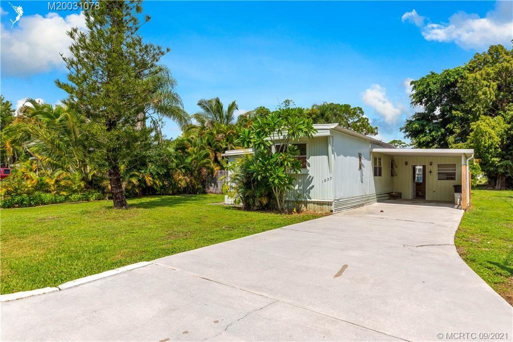 1823 SW College Street, Stuart, FL 34997 - #: M20031078