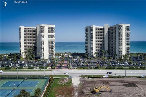 Photo of 9550 S Ocean Drive #1603, Jensen Beach, FL 34957 (MLS # M20028081)