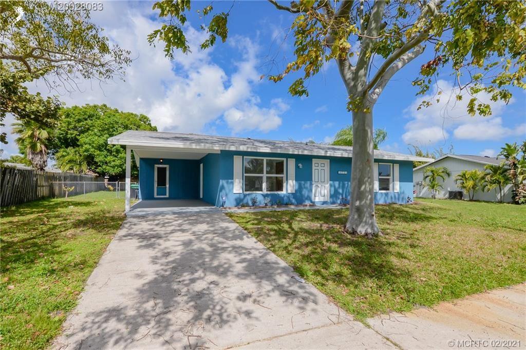 472 NE Armory Circle, Port Saint Lucie, FL 34983 - MLS#: M20028083