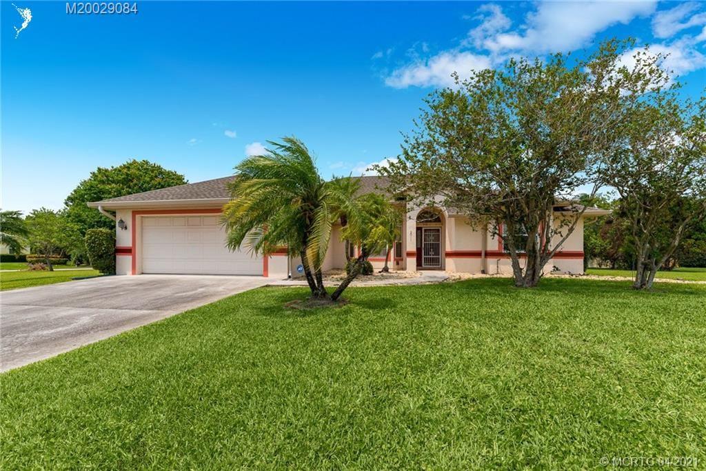 2011 SE Westmoreland Boulevard, Port Saint Lucie, FL 34952 - #: M20029084