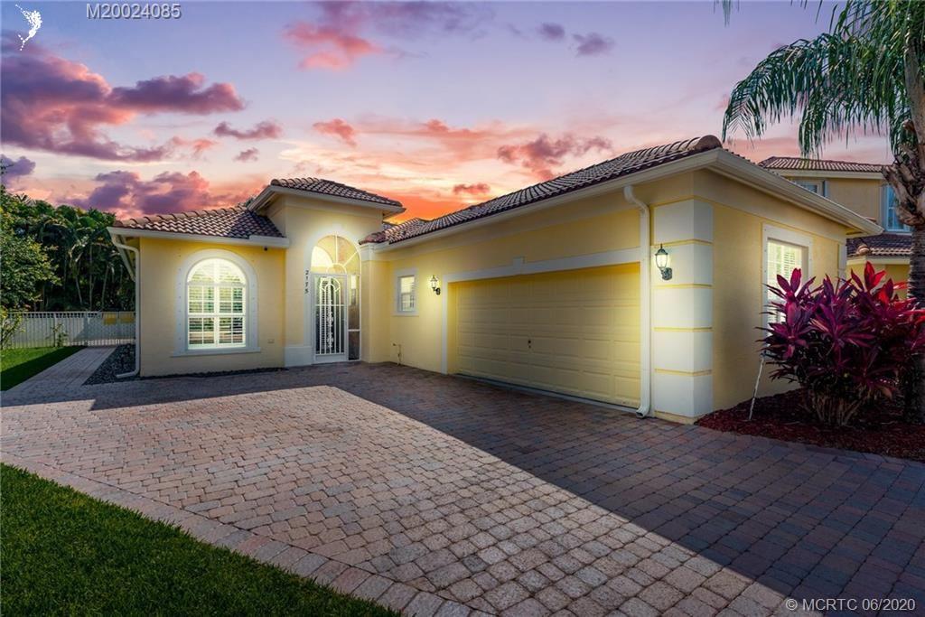 2175 NW Marsh Rabbit Lane, Jensen Beach, FL 34957 - #: M20024085
