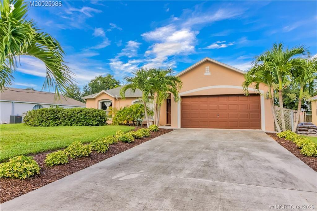 2349 SW Indigo Lane, Port Saint Lucie, FL 34953 - #: M20025088