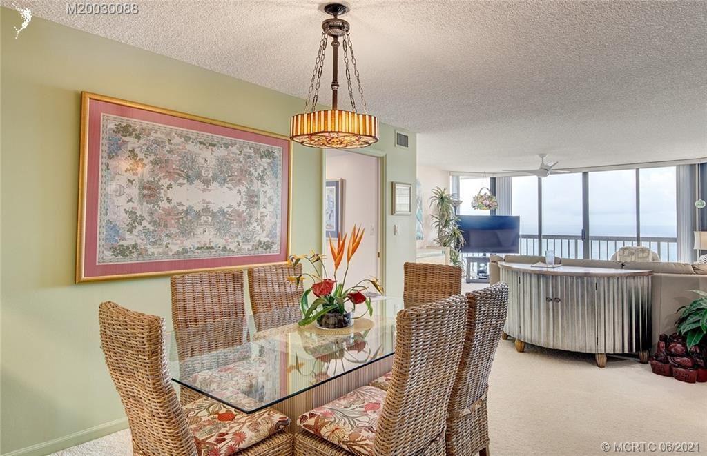 Photo of 9500 S Ocean Drive #1606, Jensen Beach, FL 34957 (MLS # M20030088)