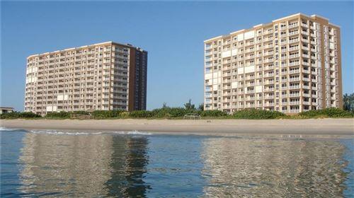 Photo of 4180 N Hwy A1a 202-B, Hutchinson Island, FL 34949 (MLS # M20014089)