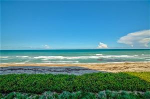 Photo of 8650 S Ocean Drive #304, Jensen Beach, FL 34957 (MLS # M20014092)