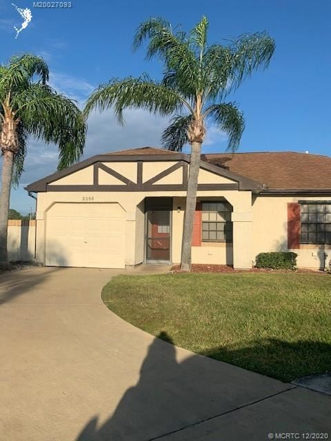 2356 SE Breckenridge Circle, Port Saint Lucie, FL 34952 - #: M20027093