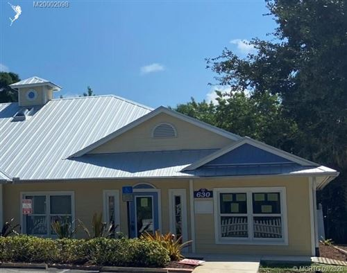 Photo of 630 NE Jensen Beach Boulevard, Jensen Beach, FL 34957 (MLS # M20002098)