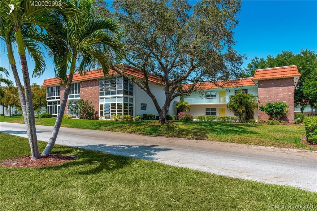 1225 NW 21st Street #205, Stuart, FL 34994 - MLS#: M20029098