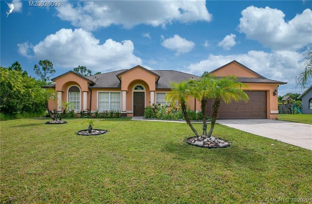 2466 SW Angus Avenue, Port Saint Lucie, FL 34953 - #: M20026099
