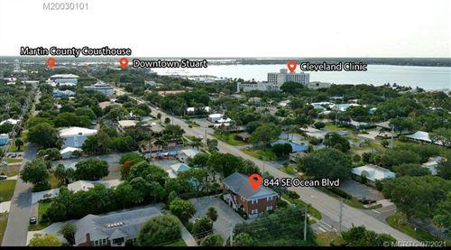 Photo of 844 SE Ocean Boulevard, Stuart, FL 34994 (MLS # M20030101)