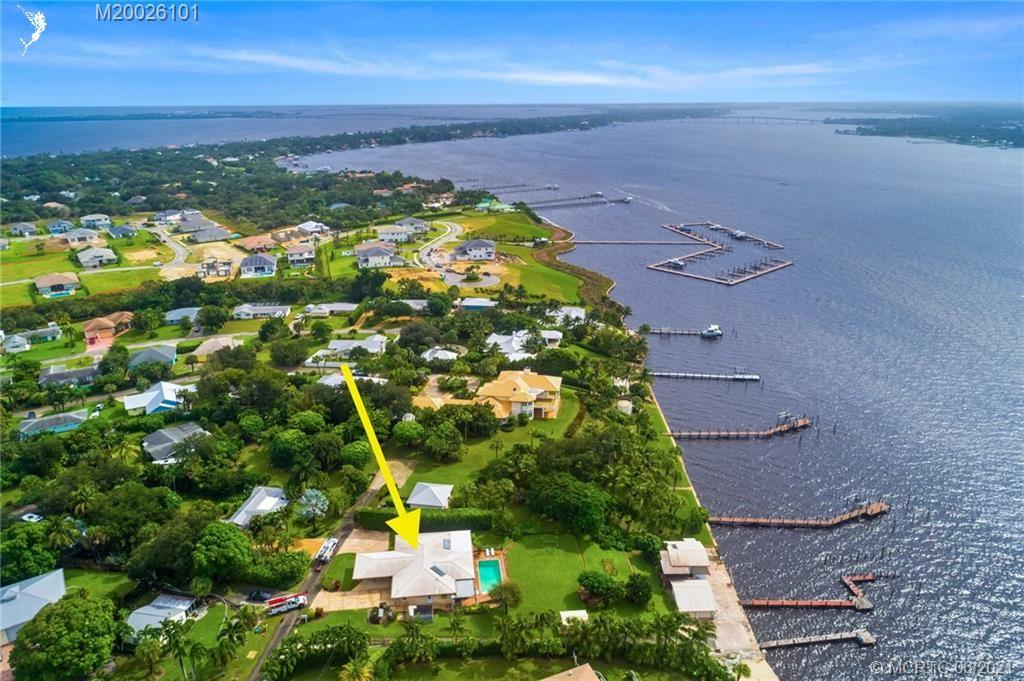Photo of 2126 NE River Court, Jensen Beach, FL 34957 (MLS # M20026101)