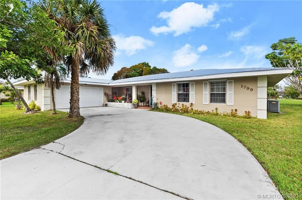 1799 SE Westmoreland Boulevard, Port Saint Lucie, FL 34952 - MLS#: M20025102