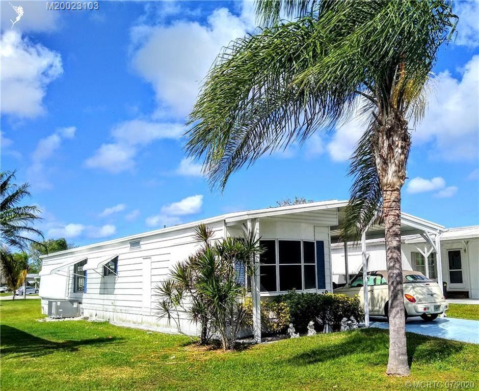 19 Flores Lane, Port Saint Lucie, FL 34952 - MLS#: M20023103