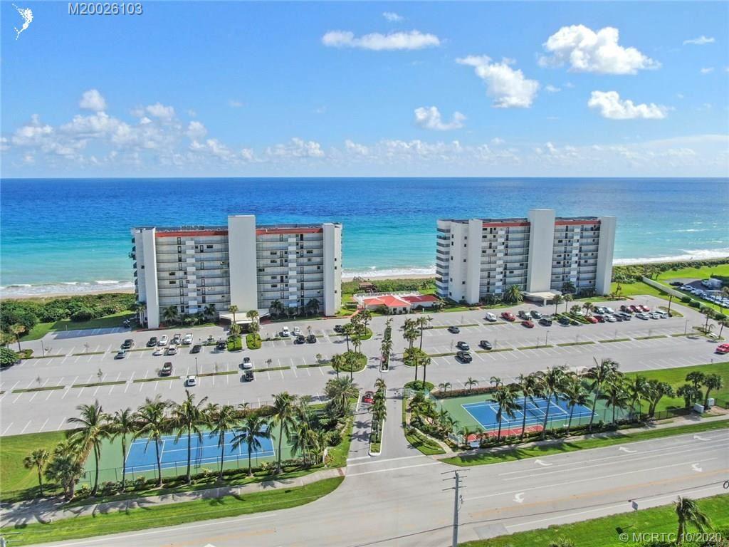 9400 S Ocean Drive #B-704, Jensen Beach, FL 34957 - MLS#: M20026103