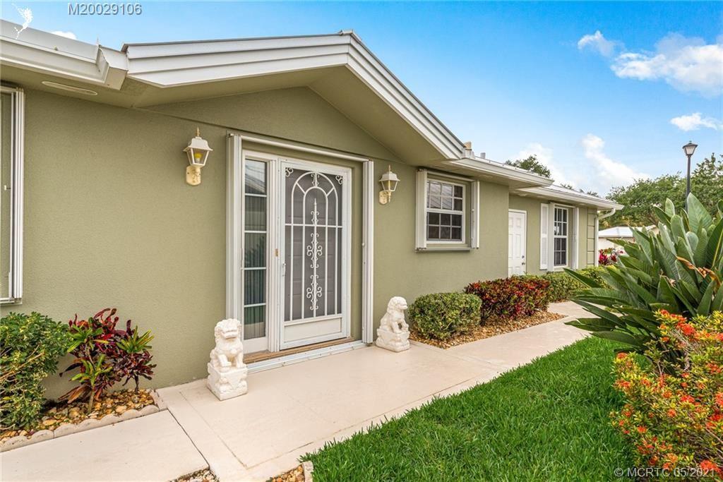 1863 SW Springfield Court, Palm City, FL 34990 - #: M20029106