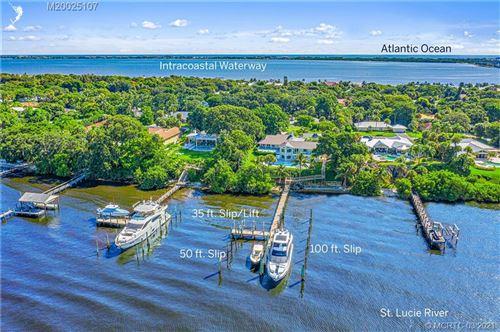 Photo of 19 N River Road, Stuart, FL 34996 (MLS # M20025107)