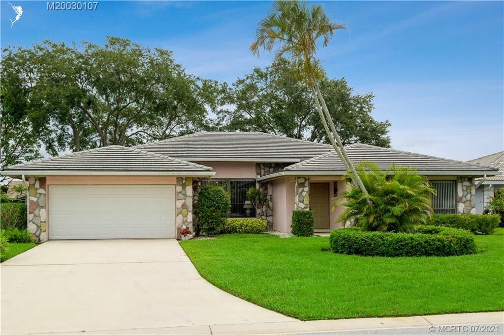 3773 SW Spoonbill Terrace, Palm City, FL 34990 - #: M20030107
