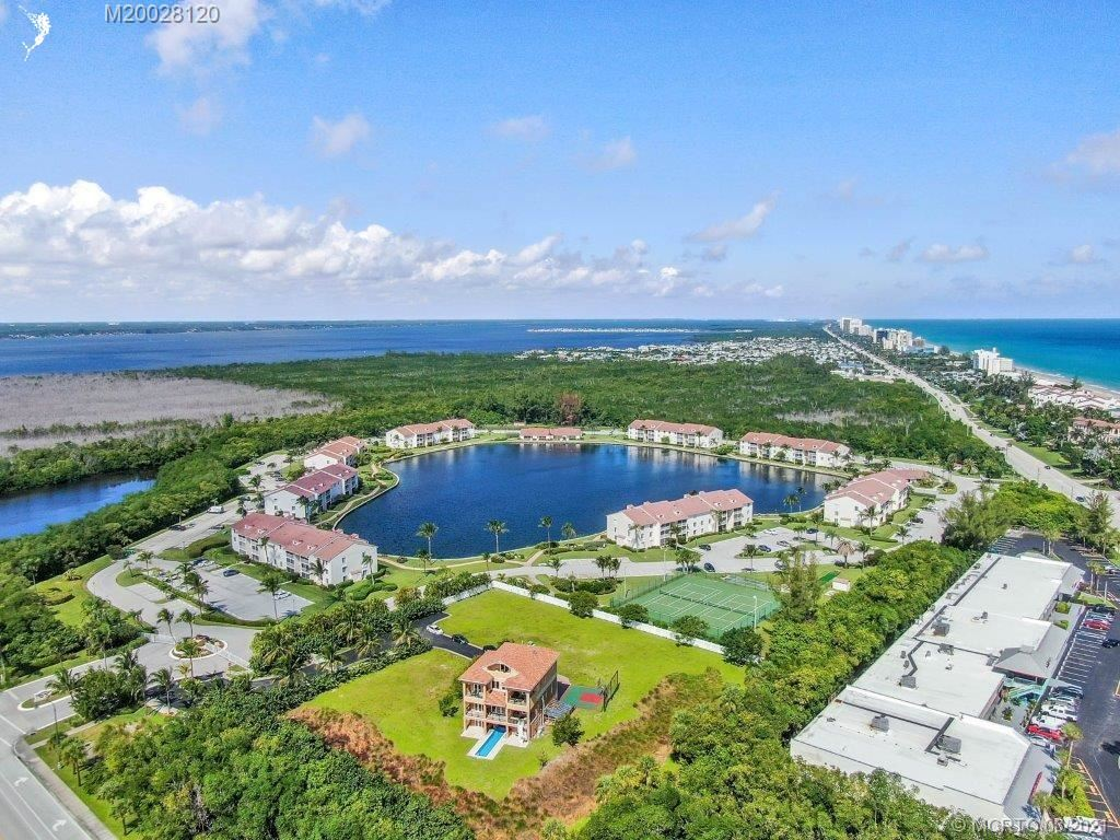 Photo of 4484 NE Ocean Boulevard #D1, Jensen Beach, FL 34957 (MLS # M20028120)