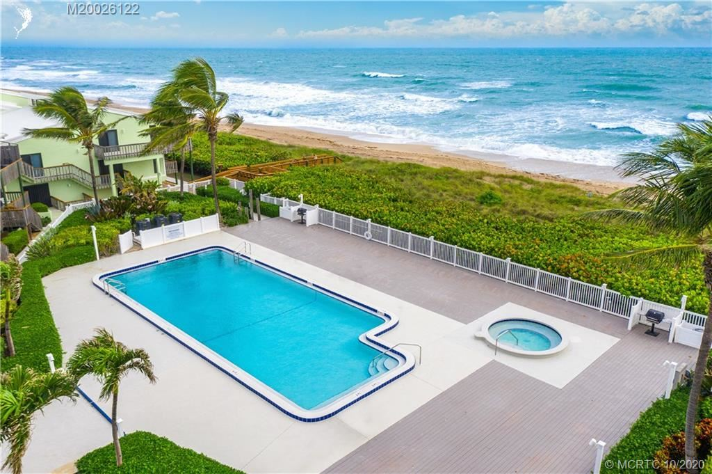 Photo of 2355 NE Ocean Boulevard #37A, Stuart, FL 34996 (MLS # M20026122)