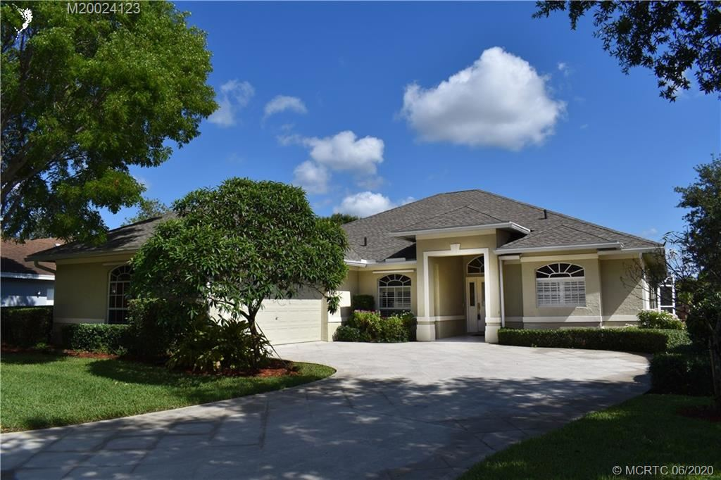 4445 SW Oakhaven Lane, Palm City, FL 34990 - #: M20024123