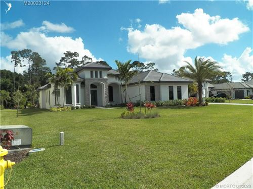 Photo of 6657 SW Silver Wolf Drive, Palm City, FL 34990 (MLS # M20023124)